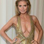 Heidi3 150x150 Heidi Klum @ Elton John AIDS Oscar Party