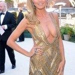 Heidi4 150x150 Heidi Klum @ Elton John AIDS Oscar Party