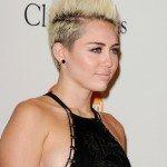 Miley Cyrus sideboob