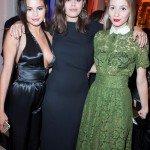sel gomez sideboob3 150x150 Selena Gomez   sideboob CR Fashion Book Issue #5 Launch Party in Paris 09/30/14