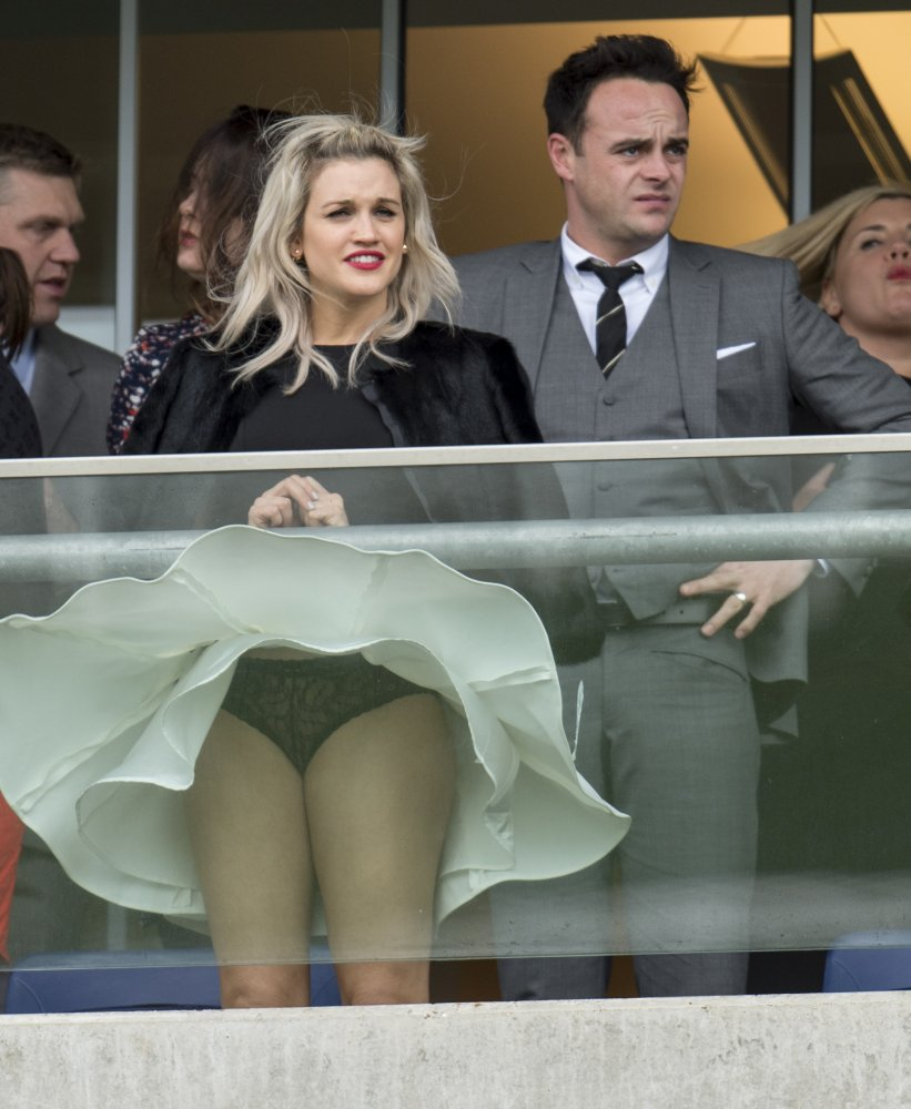Has touched sitting upskirt ascot share