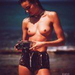 monika jagaciak topless 2016
