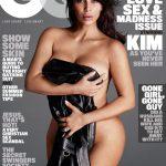 kim kardashian nude GQ june 2016