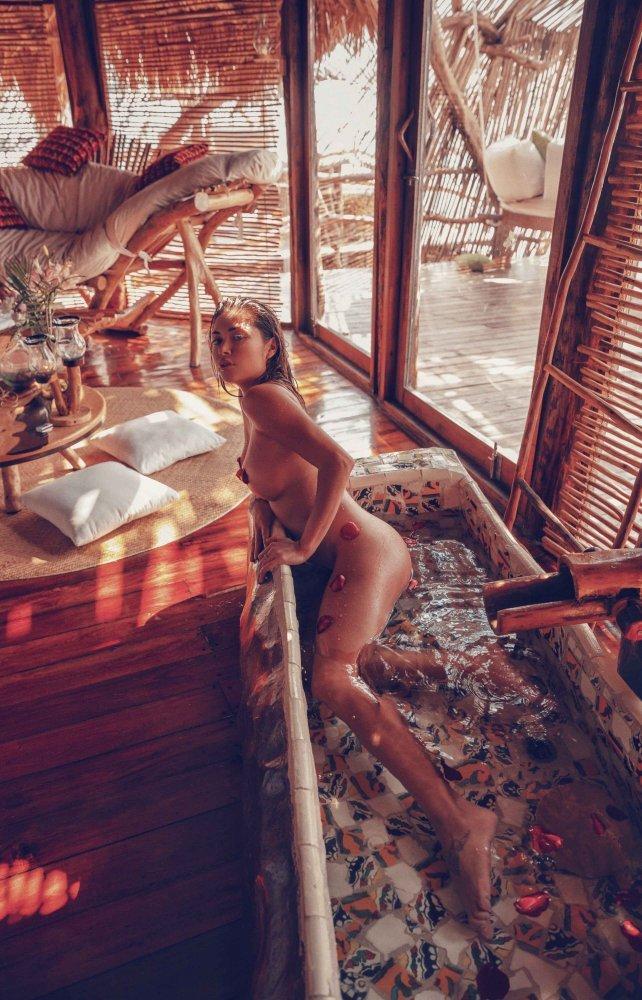 Alyssa arce sexy photshoot video - 2 10