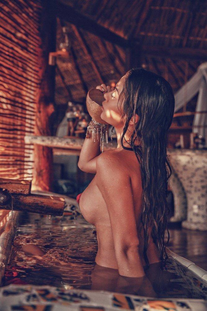 Alex arden nude in public - 2 part 5
