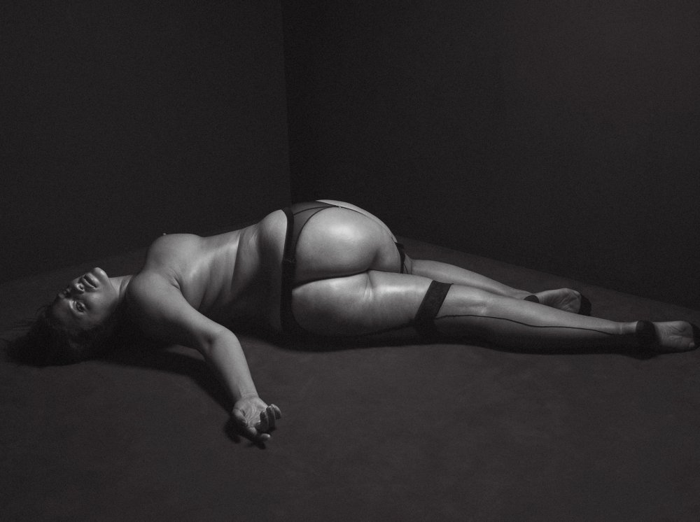 shoot Nude photo black model